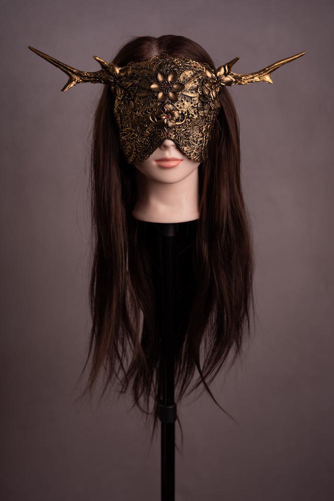 Masque de Cerf aveugle